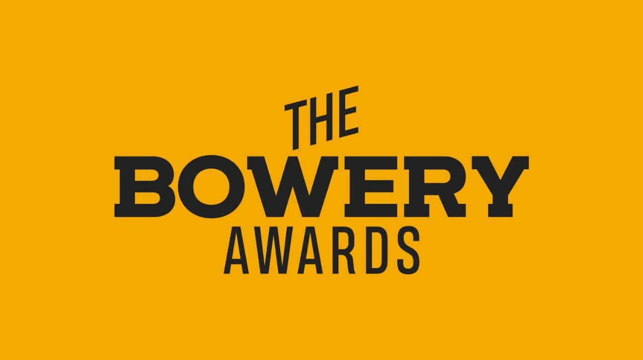 the bowery awards logo